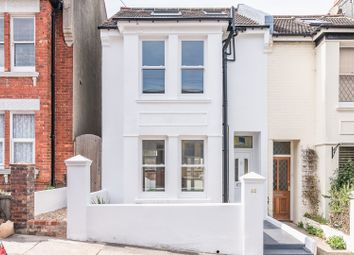 Thumbnail 4 bed end terrace house for sale in Totland Road, Brighton