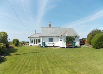 Thumbnail 2 bed detached bungalow for sale in Millook, Poundstock, Bude