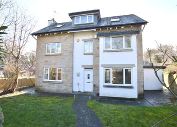Thumbnail 5 bed detached house for sale in Wetherby Road, Roundhay, Leeds