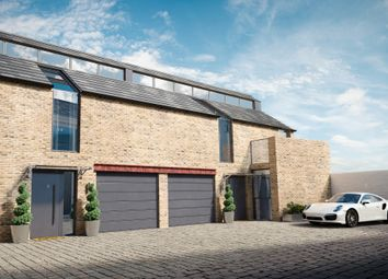 Thumbnail 2 bed semi-detached house for sale in Carriage Court, North Road, Hertford