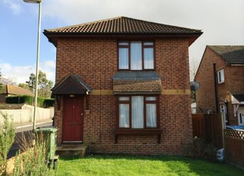 Thumbnail 2 bed flat to rent in Kinsbourne Rise, Southampton