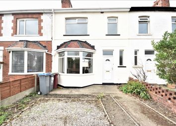 Thumbnail 3 bed terraced house for sale in Oldfield Avenue, Blackpool, Lancashire