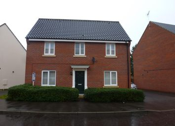 Thumbnail 3 bedroom detached house to rent in Mounts Pit Lane, Brandon