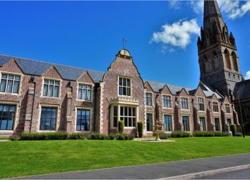 Thumbnail 1 bed flat for sale in Mount Dinham Court, Exeter