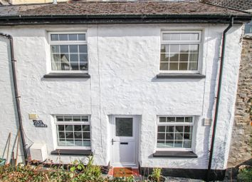 Castle Street, Combe Martin, Ilfracombe EX34. 2 bed end terrace house for sale