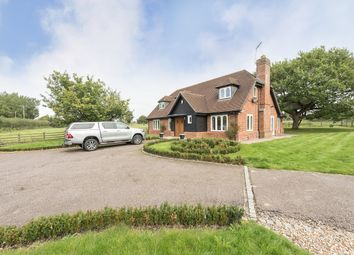 Thumbnail 5 bed detached house to rent in St. Albans Road, Redbourn, St.Albans