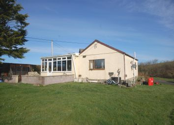 Thumbnail 2 bed detached bungalow for sale in Llanfarian, Aberystwyth