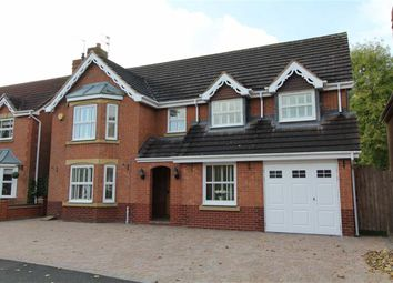 Thumbnail 5 bedroom detached house for sale in Kinloch Drive, Earls Keep, Dudley