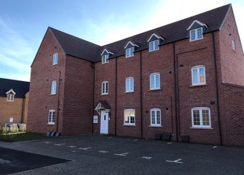 Thumbnail 2 bed flat for sale in Catterick Road, Bicester