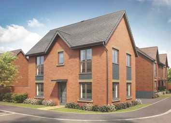 "Thumbnail 3 bed property for sale in ""The Huntington"" at Smisby Road, Ashby De La Zouch, Leicestershire"