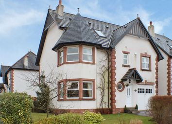 Thumbnail 5 bed detached house for sale in Robala, 19 Torr Avenue, Quarriers Village