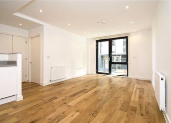 Thumbnail 1 bed flat to rent in Graphite Point, 36 Palmers Road, London