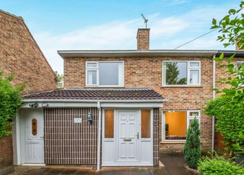 Thumbnail 3 bedroom end terrace house for sale in Moorbank, Oxford