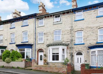Thumbnail 5 bedroom terraced house for sale in Norwood Street, Scarborough