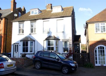 Thumbnail 4 bed semi-detached house for sale in Vicarage Lane, Kings Langley