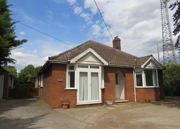 Thumbnail 4 bed detached bungalow to rent in Kingsway, Mildenhall, Bury St. Edmunds
