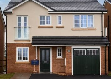 Thumbnail 4 bed detached house for sale in Pen Y Cefn Road, Caerwys