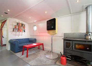 Thumbnail 2 bed property for sale in Houseboat, Mill Green, Caversham
