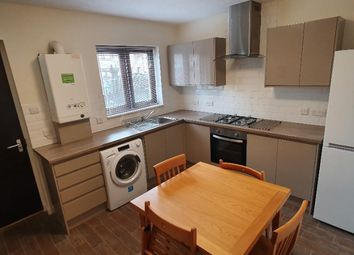 Thumbnail 4 bed flat to rent in Abercromby Street, Glasgow