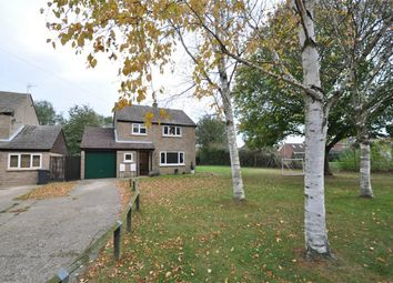 Thumbnail 3 bed detached house for sale in Hansell Road, Brampton, Huntingdon, Cambridgeshire