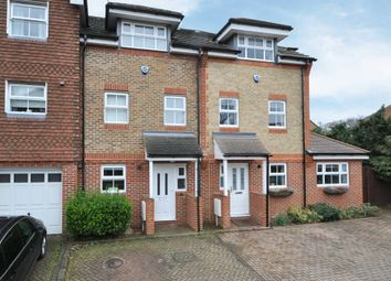 Thumbnail 4 bedroom town house for sale in Spencer Road, Bromley