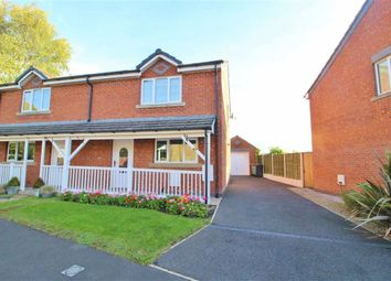 Thumbnail 3 bed semi-detached house for sale in Ploughmans Court, Grimsargh, Preston