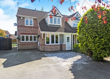 Thumbnail 3 bed semi-detached house for sale in Guinea Close, Long Eaton, Nottingham
