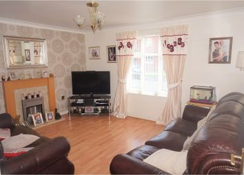 Thumbnail 4 bed detached house for sale in Chatsworth Gardens, Wigan