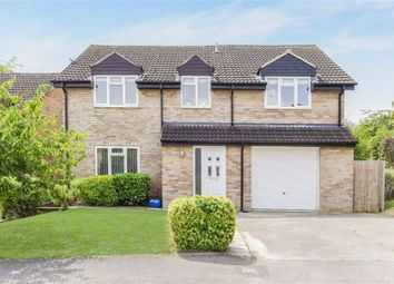 Thumbnail 5 bed detached house for sale in The Dormers, Highworth, Wiltshire