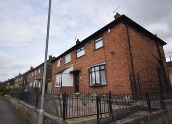 Thumbnail 3 bed semi-detached house to rent in Mallorie Road, Norton, Stoke-On-Trent