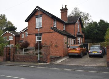 Thumbnail 4 bedroom detached house for sale in Queens Road, Penkhull, Stoke-On-Trent
