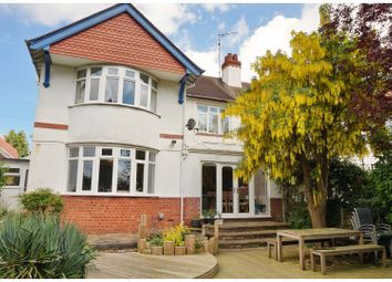 Thumbnail 4 bed semi-detached house for sale in The Avenue, Northampton