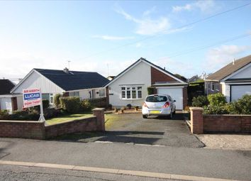 Thumbnail 3 bed detached bungalow for sale in Brynteg Estate, Llandegfan, Menai Bridge