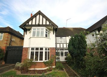 Thumbnail 3 bedroom semi-detached house to rent in Greenhill Park, New Barnet, Barnet