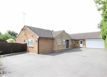 Thumbnail 5 bed detached bungalow for sale in Preston Capes Road, Newnham, Daventry