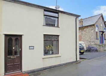 Thumbnail 2 bed end terrace house for sale in Waterfall Street, Llanrhaeadr Ym Mochnant, Oswestry