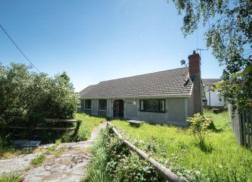 Thumbnail 6 bedroom detached bungalow for sale in Pwllhobi, Llanbadarn Fawr, Aberystwyth