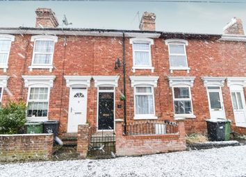 Thumbnail 2 bed terraced house for sale in Vauxhall Street, Worcester, Worcestershire