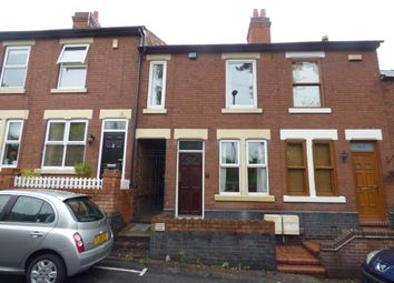 Thumbnail 2 bed terraced house for sale in Shepherd Street, Littleover, Derby
