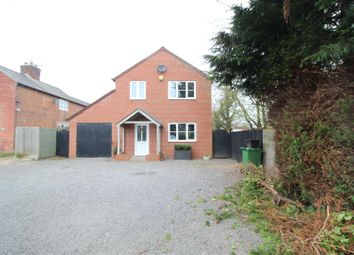 Thumbnail 4 bed detached house for sale in Welshpool Road, Bicton Heath, Shrewsbury
