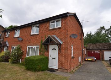 Thumbnail 3 bedroom semi-detached house to rent in Yew Tree Close, Farnborough