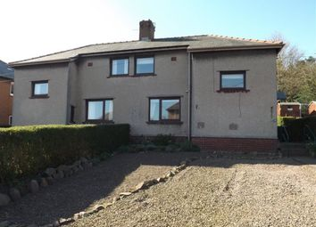 Thumbnail 3 bed semi-detached house to rent in Oliver Road, Wooler
