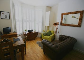 Thumbnail 1 bed flat for sale in Beechfield Road, London
