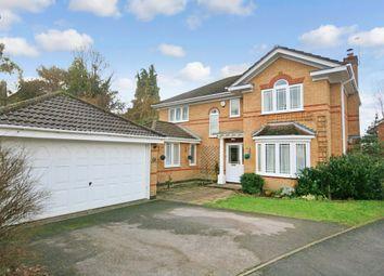 Thumbnail 4 bed detached house for sale in Pavilion Close, Fair Oak, Eastleigh