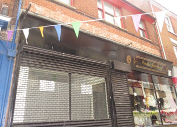 Thumbnail Commercial property for sale in Broad Row, Great Yarmouth, Norfolk