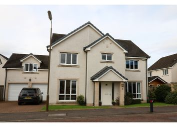 Thumbnail 4 bed detached house for sale in Galbraith Crescent, Larbert