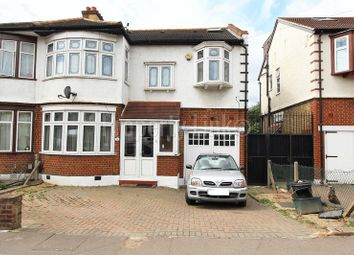 Thumbnail 4 bed semi-detached house for sale in Wanstead Park Road, Cranbrook, Ilford