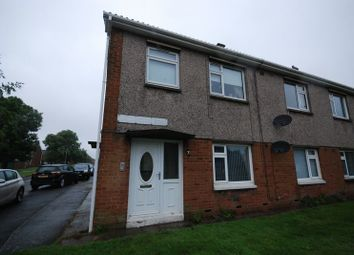 Thumbnail 1 bedroom flat for sale in Wallington Road, Ashington