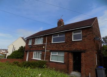 Thumbnail 3 bedroom semi-detached house to rent in Grange Road, Blackpool