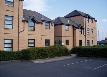 Thumbnail 1 bed flat to rent in Croppers Hill Court, St Helens